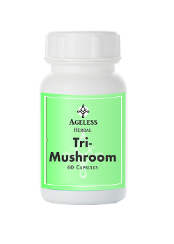 Herbal Tri Mushroom Blend Capsules