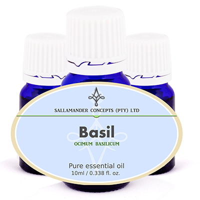 Basil essential oil is a good tonic for the treatment of nervous disorders and stress related headaches, migraines and allergies.
