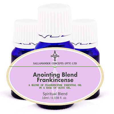 Frankincense Anointing Oil - Pure Frankincense Essential Oil blended into Extra-virgin Olive Oil to cut the cost offer and for immediate use