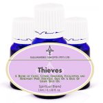 Thieves Spiritual Oil - Ancient essential oil blend to protect from and treat bacterial and viral infections, prevent and cure lesions and edema.