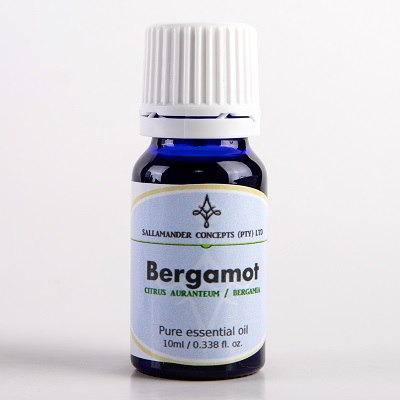 Bergamot essential oil can be used in the treatment of depression, stress, tension, fear, hysteria, anorexia, psoriasis, eczema and general convalescence.